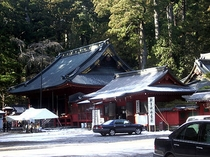 世界遺産・二荒山神社