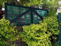 FRPステンド・竹林の風景