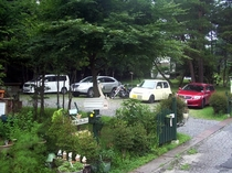 ポンドテェイル第一駐車場