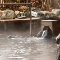 伊達の湯【露天風呂】