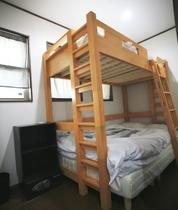 プライベートルーム(ベッド)
