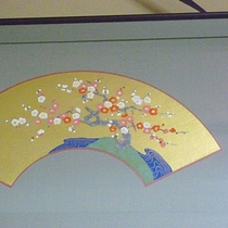 客室イメージ:さりげない装飾が和の佇まいに彩りを添えます