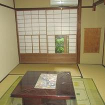 【客室】古きよき日本を感じさせる佇まい