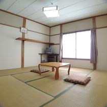 【和室おまかせ/8畳】ゆったりとしたお部屋なら荷物が多くても心配無用!(※客室の指定不可)