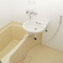 *【風呂/ユニットバス】大浴場をご利用になれない方は、こちらをお使い下さい。