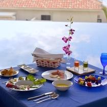 *【朝食一例】和食・洋食を日替わりでご用意いたします。上質なお料理をお楽しみ下さい。