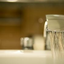 全室ナノウォーター完備~保湿効果もあり、飲料水としても可能~