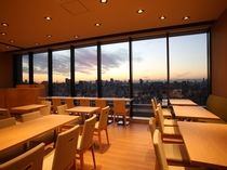 ラウンジ(朝食会場)(20階)