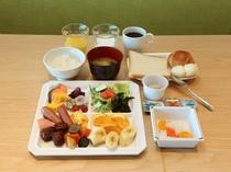 朝食メニュー(例)