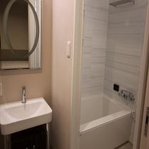 ツインルーム(セパレート様式バスルーム)