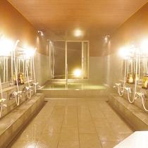 内湯 姫川温泉 なごみの湯