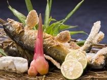 鮎の塩焼き(夏季限定)