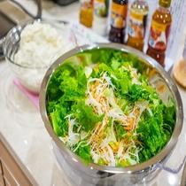 有機JAS野菜サラダ♪