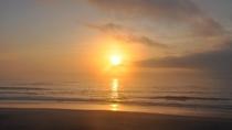 国府白浜の日の出