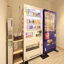 ☆自販機&製氷機