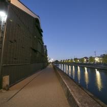 半田運河その2【ホテルより1.6km、車で約5分】