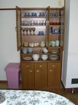 食器・ごみ箱