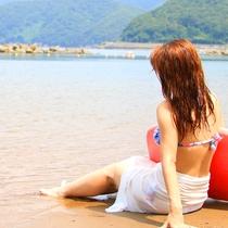 海水浴&グルメな旅なら是非小浜へ…♪