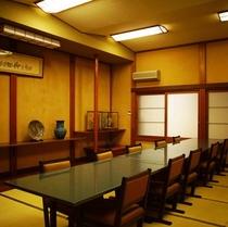 7名様以上から個室宴会場利用可能