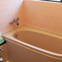 客室内風呂