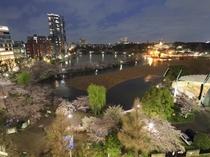 ★上野公園 客室からの眺望