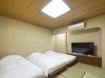 ◆和室トリプルベッドルーム