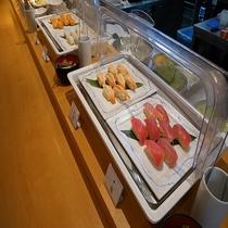 ◆夕食バイキング お寿司◆