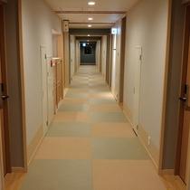 ◆客室階廊下