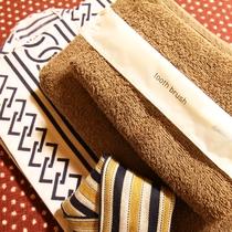 *【部屋/アメニティ】タオルや浴衣など充実のアメニティが揃っています。