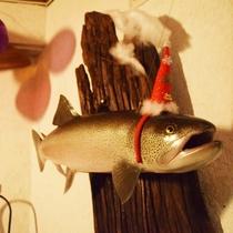 *【クリスマス】館内の至るところがクリスマス装飾されます!