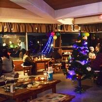 *【クリスマス】窓から見えるイルミネーションを眺めながら、特別ディナーに舌鼓!