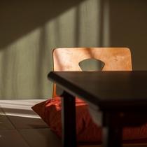 【和洋室】和の落ち着く雰囲気でお休み頂けます。