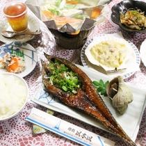*【夕食全体例】一つ一つ丁寧に調理した料理をぜひごゆっくりとご堪能下さいませ。