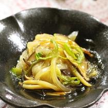 *【夕食一例】白身魚のあんかけ