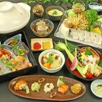 鱧料理6480円2