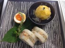 夕食例(前菜)