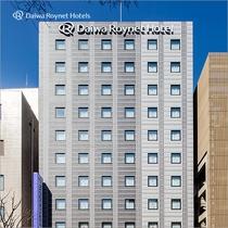 ホテル外観正面(昼)