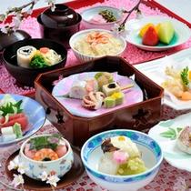 """*日本料理""""四季""""/厳選素材で食の時間を華やかに彩ります!"""