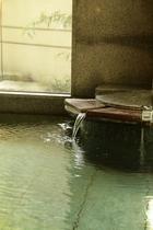 *【大浴場/笑湯】入れば分かる泉質の良さ♪源泉掛け流しの天然温泉を心行くまでご堪能下さい。