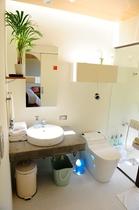 ブルー トイレ2-1