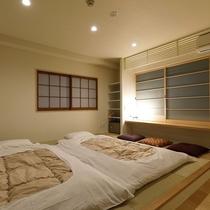 <和室10畳シャワーブースタイプ>