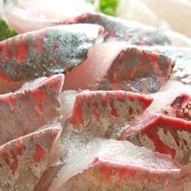 季節の魚(舟盛)1