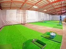 【アミューズメント施設/宿泊者無料】ゴルフも自由に楽しめます♪