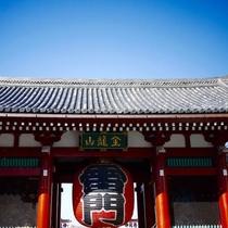 ◆浅草雷門(浅草まで銀座線で11分♪)