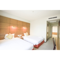ベッドルーム(1101号室)