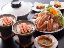 カニスキ&焼き蟹