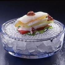 ■【料理】氷上前菜