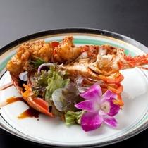 ■【料理】伊勢海老-3