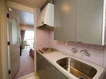 キッチン付和洋室