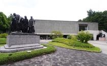 国立西洋美術館 秋葉原駅からJR線で上野駅まで約5分